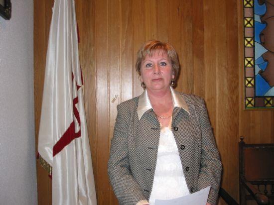 Josefina Gálvez ha presentado su dimisión como concejal de IU, argumentando motivos personales, Foto 1