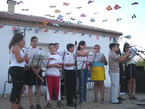 La Escuela de Música de El Paretón clausuró el curso 2004-05, Foto 2