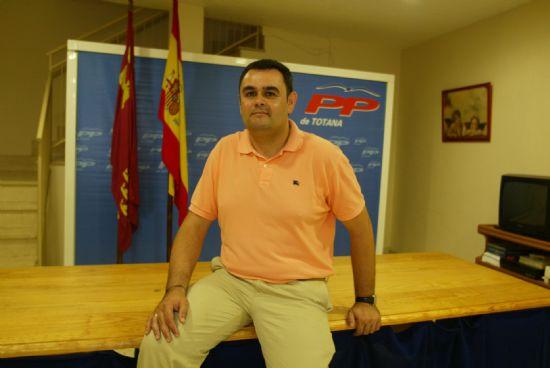 """José Martínez Andreo: """"Estoy preparado para afrontar cualquier puesto que mi partido decida, Foto 1"""