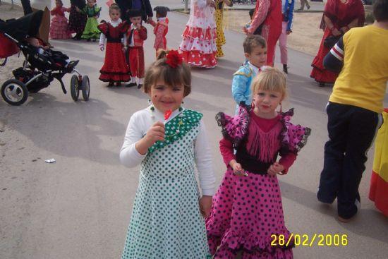Los más pequeños del Paretón vivieron el carnaval con un colorido y animado desfile, Foto 1