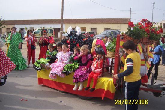 Los más pequeños del Paretón vivieron el carnaval con un colorido y animado desfile, Foto 2