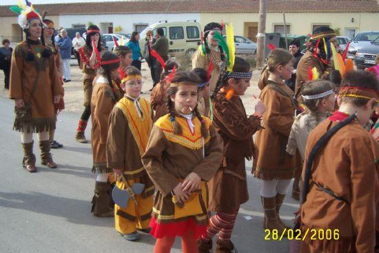 Los más pequeños del Paretón vivieron el carnaval con un colorido y animado desfile, Foto 3