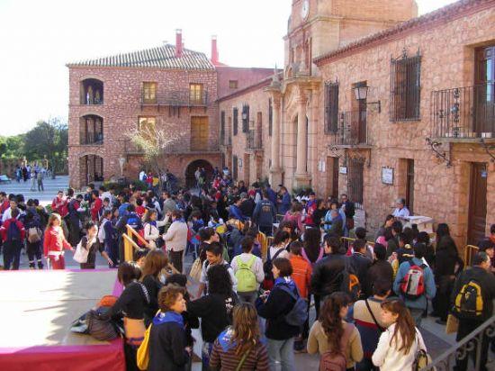 La Santa acogió un Encuentro de Jóvenes de Confirmación, Foto 1