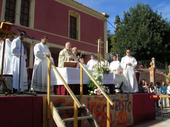 La Santa acogió un Encuentro de Jóvenes de Confirmación, Foto 2