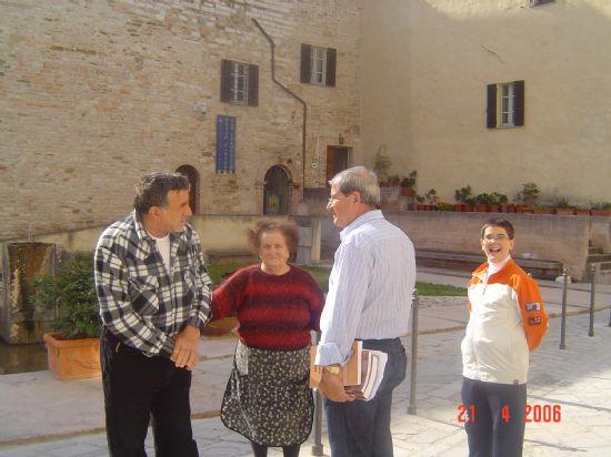 Colle Totana, la actual ubicación de la antigua Totana en la región de Umbria, Foto 1