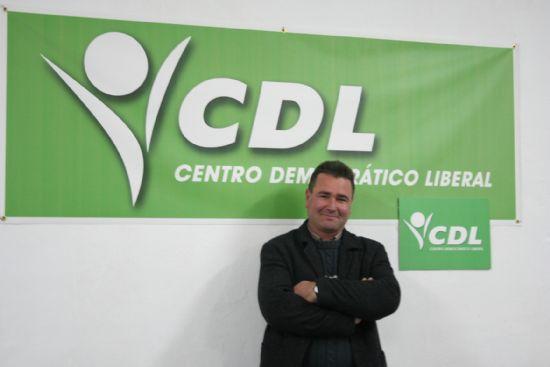 El Centro Democrático Liberal se presentará en Totana a las próximas elecciones municipales del día 27 de mayo, Foto 2