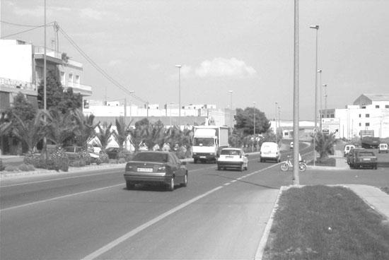 La avenida Juan Carlos I contará con dos nuevas rotondas, Foto 1