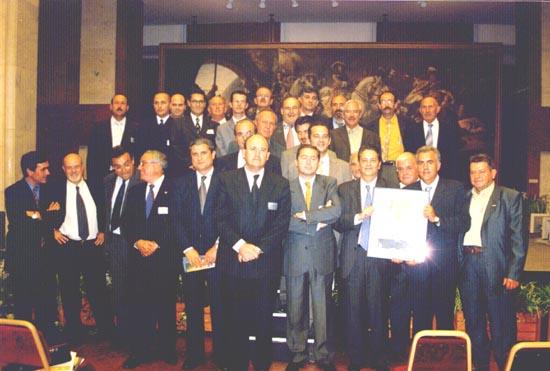 COATO recibe el Premio Europeo de Medio Ambiente, Foto 1