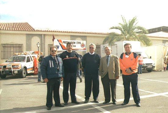 Protección Civil de Totana participó en el Encuentro de Agrupaciones de Voluntarios celebrado en Yecla, Foto 1
