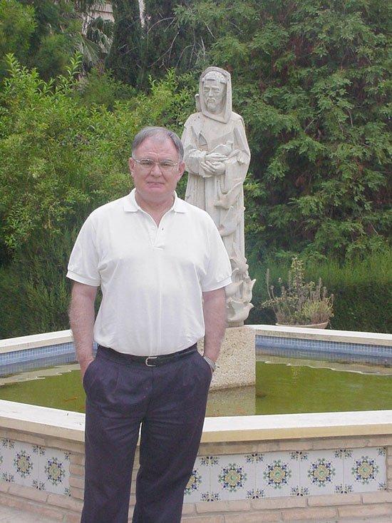 El  Ayuntamiento nombrará Hijo Adoptivo de la ciudad al padre Pedro Hernández, Foto 1