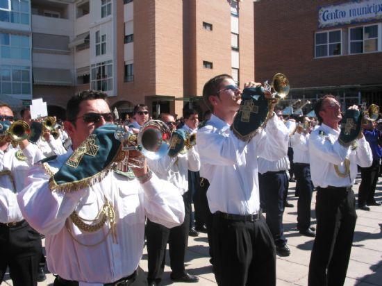 La Semana Santa de nuestra localidad lució todo su esplendor con la celebración del Día del Nazareno, Foto 1