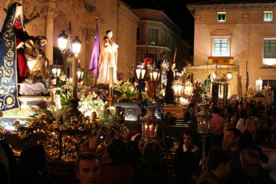 La Semana Santa de nuestra localidad lució todo su esplendor con la celebración del Día del Nazareno, Foto 4