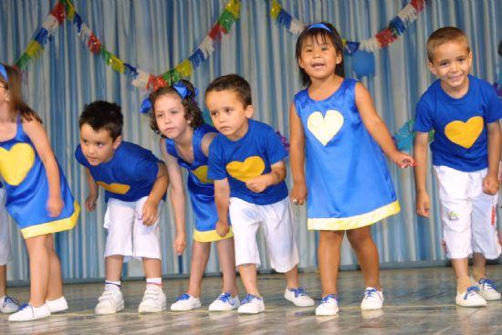 """El colegio """"La Milagrosa"""" abrió las fiestas de fin de curso con varias actuaciones que tuvieron lugar el viernes 15 de junio, Foto 1"""