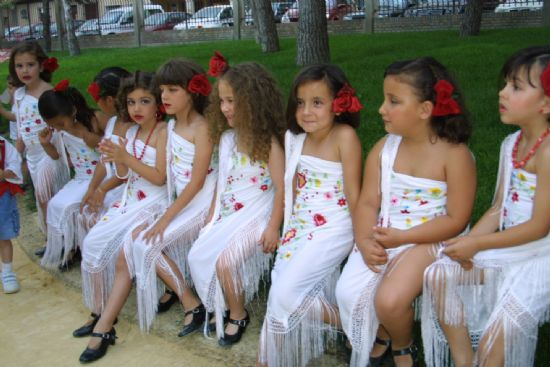 """El colegio """"La Milagrosa"""" abrió las fiestas de fin de curso con varias actuaciones que tuvieron lugar el viernes 15 de junio, Foto 2"""