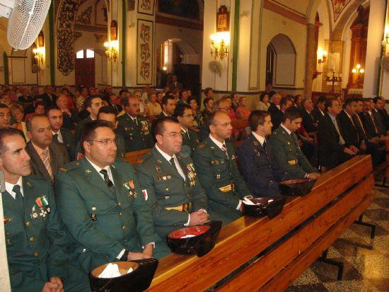La Guardia Civil celebró el pasado 12 de octubre el día de la Patrona del Cuerpo, la Virgen del Pilar, Foto 1