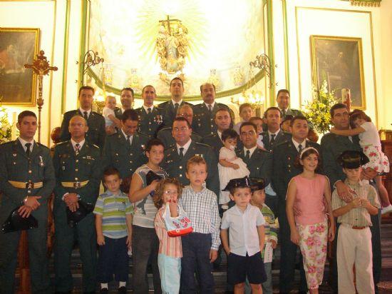 La Guardia Civil celebró el pasado 12 de octubre el día de la Patrona del Cuerpo, la Virgen del Pilar, Foto 2
