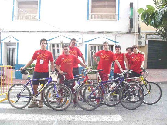 Bicicletas y patines en la jornada del Día Europeo sin coches, Foto 1