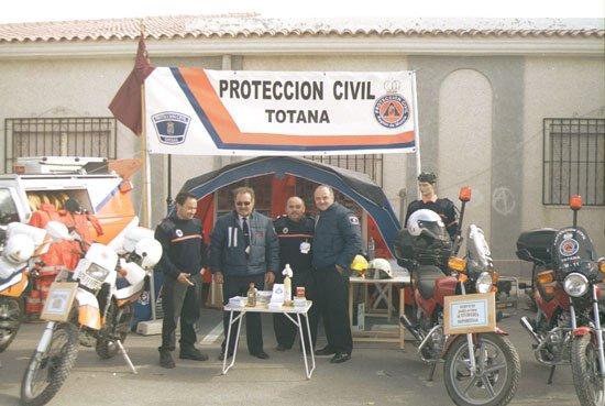 Protección Civil de Totana participó en el Encuentro de Agrupaciones de Voluntarios celebrado en Yecla, Foto 2