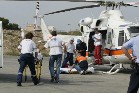 Fallecen dos mujeres al ser atropelladas por un turismo en la Avenida Juan Carlos I de la localidad, Foto 1