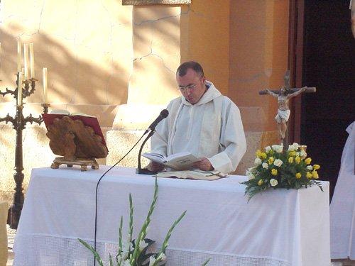 El cementerio celebra la festividad de Nuestra Señora del Carmen, Foto 2