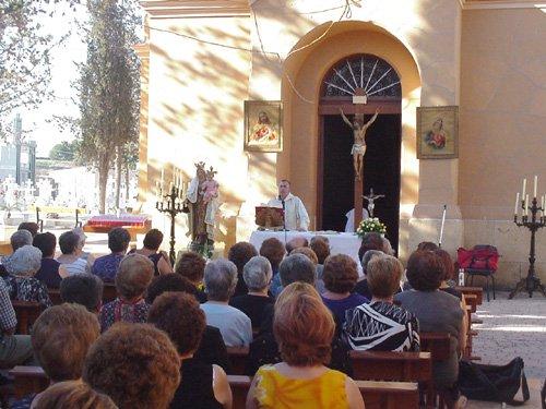 El cementerio celebra la festividad de Nuestra Señora del Carmen, Foto 3