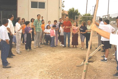 Se celebra el segundo aniversario del Centro Ocupacional «José Moyá», Foto 1