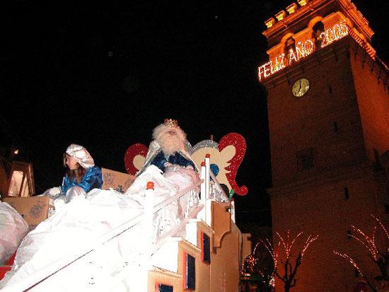 Los Reyes Magos llenaron de ilusión los hogares de los niños totaneros, Foto 4
