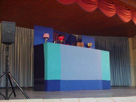 Numerosos niños asistieron al V Festival de Títeres y Marionetas, Foto 3