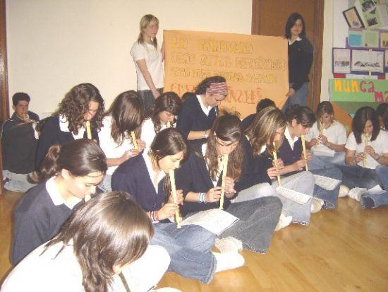 El colegio «La Milagrosa» organiza la II Semana Cultural Solidaria bajo el lema Salvemos la tierra, Foto 2