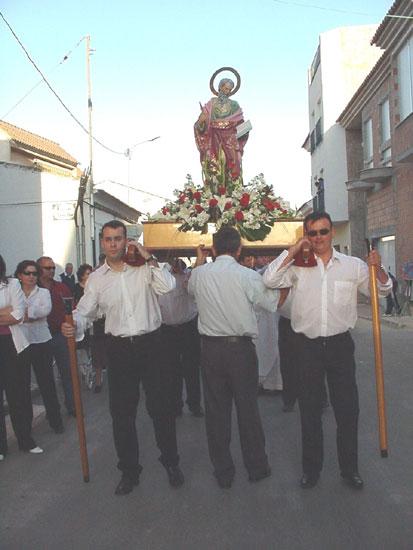 El barrio Tirol Camilleri celebra la festividad de su patrón, San Marcos, con un buen ambiente, Foto 1