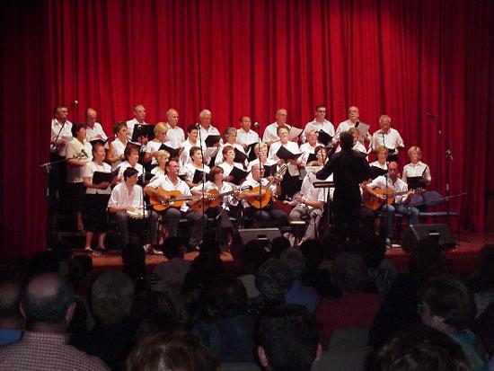 Comenzaron las actividades del Otoño Cultural con un festival de música popular totanera, Foto 3