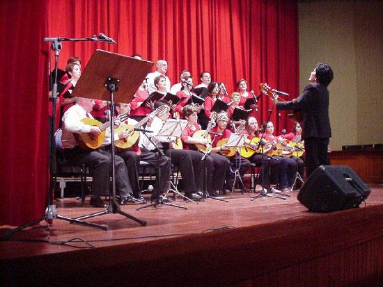 Comenzaron las actividades del Otoño Cultural con un festival de música popular totanera, Foto 4
