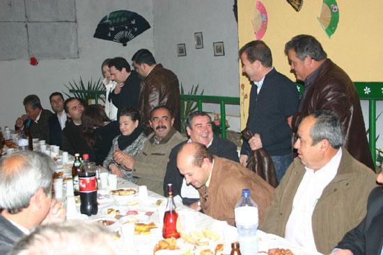 La Asociación de Amas de Casa de la pedanía de Lébor celebró una cena de convivencia, Foto 3