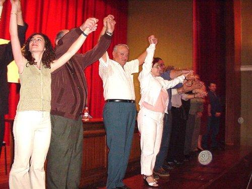 El Partido Alternativa Progresista de Totana presenta la lista con la que concurre a las elecciones municipales, Foto 2