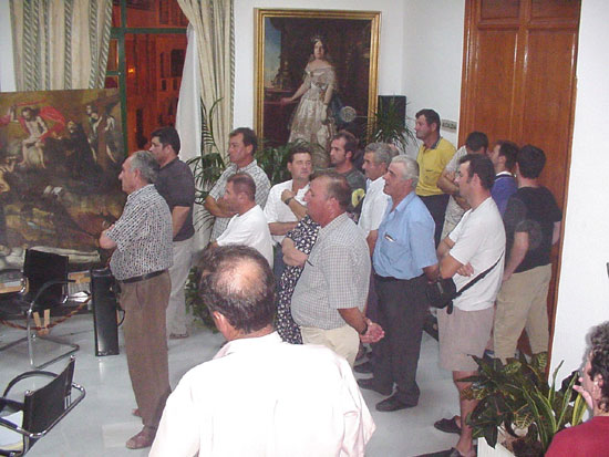 El Pleno municipal debatió, de nuevo, sobre el trazado de la futura autovía Totana-Mazarrón, Foto 1