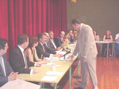 Juan Morales Cánovas ya es el nuevo alcalde de Totana, Foto 2