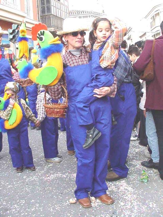 El Carnaval Infantil puso la nota de color , Foto 1