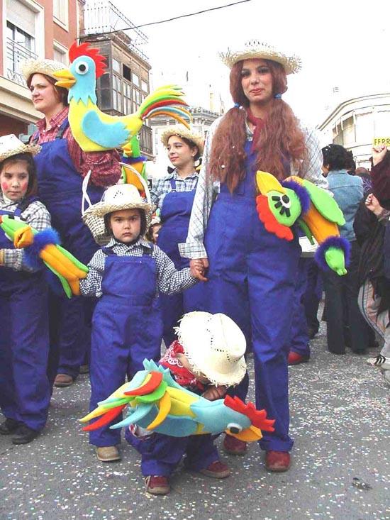 El Carnaval Infantil puso la nota de color , Foto 2