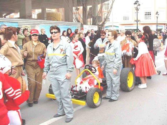 El Carnaval Infantil puso la nota de color , Foto 3