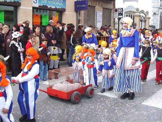 El Carnaval Infantil puso la nota de color , Foto 7