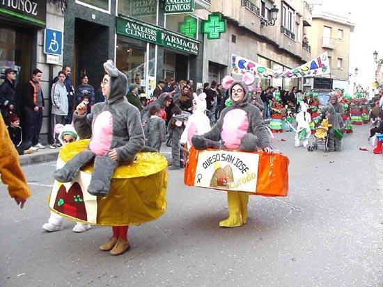 El Carnaval Infantil puso la nota de color , Foto 8