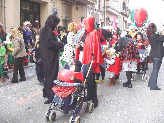 El Carnaval Infantil puso la nota de color , Foto 9