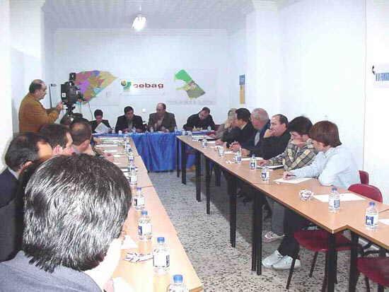 CEBAG celebró una jornada informativa sobre el Plan General de Ordenación Urbana, Foto 1