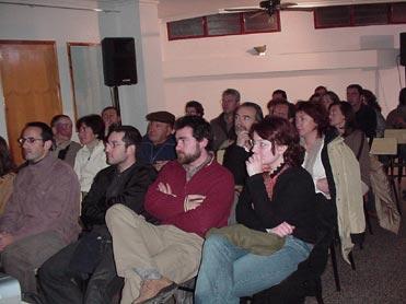 El Centro Cultural Obrero acogió una charla sobre el libro «Excursiones por Totana. 15 rutas a pie y en bicicleta», Foto 1