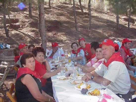 COATO comenzó las celebraciones de su veinticinco aniversario con un encuentro en el paraje de La Santa, Foto 2