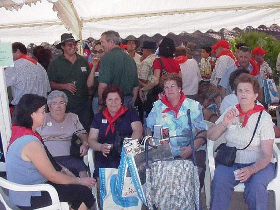 COATO comenzó las celebraciones de su veinticinco aniversario con un encuentro en el paraje de La Santa, Foto 3