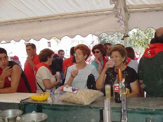 COATO comenzó las celebraciones de su veinticinco aniversario con un encuentro en el paraje de La Santa, Foto 4