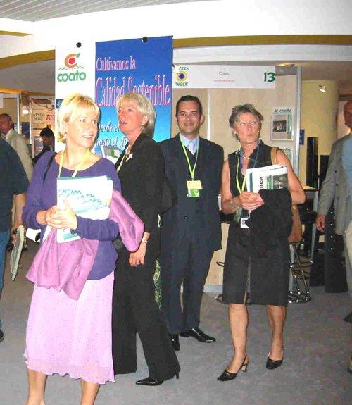 COATO estuvo presente en la Semana Verde celebrada en Bruselas, Foto 1