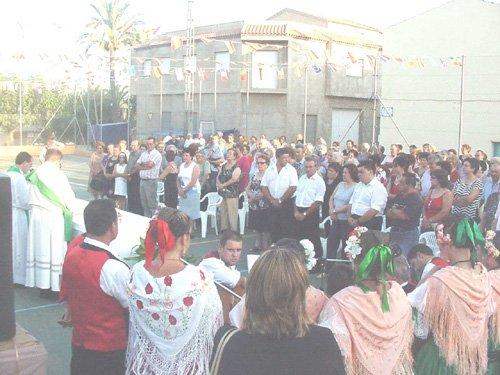 Los vecinos del barrio de la era Alta vivieron con buen ambiente sus fiestas, Foto 1