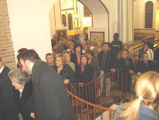 La Parroquia de las Tres Avemarías acoge una exposición titulada Pintura religiosa en Totana I, Foto 1
